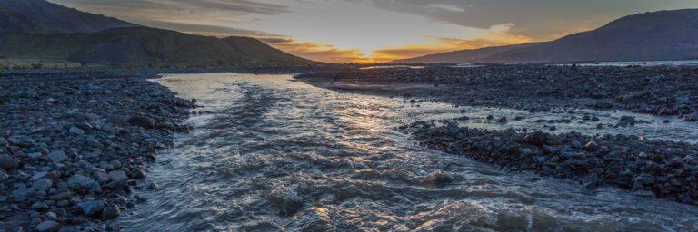 Zwischen 3 Gletschern