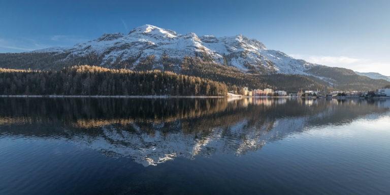 Das noble St Moritz