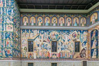 die moldawischen Klöster
