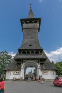Barsana Kloster