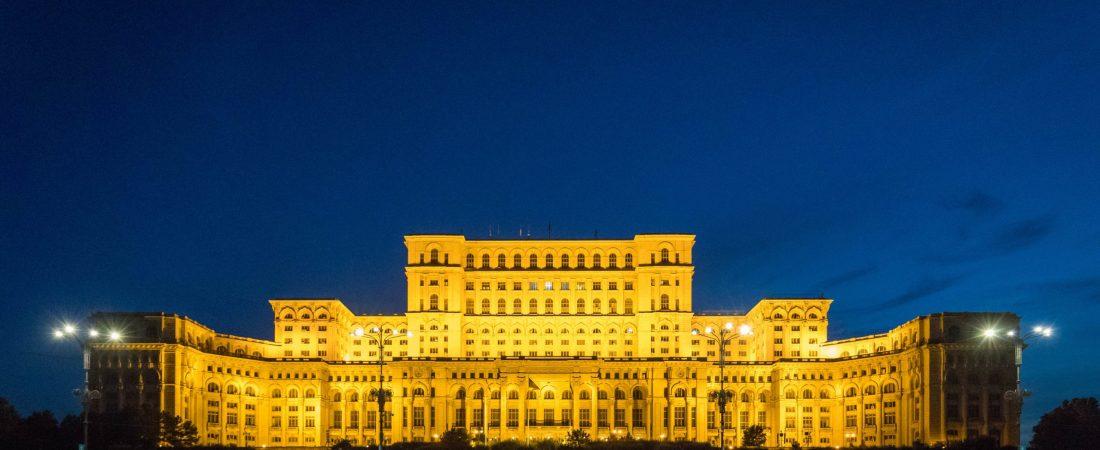 Bukarest Parlament